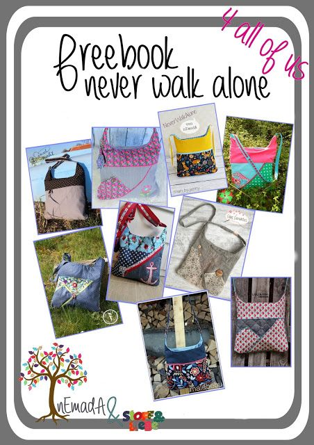 "Stoff & Liebe: Freebook ""Never walk alone"" ..."