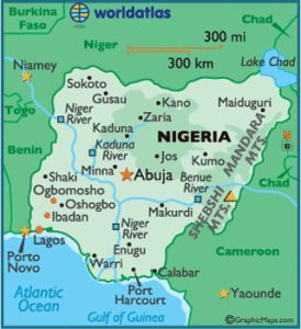 Akata Witch: The Setting, Nigeria
