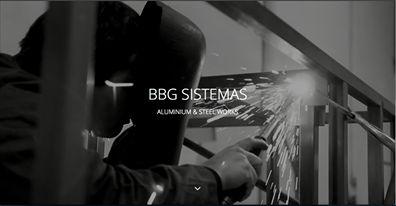 BBG Sistemas  Aluminium&Steel Works