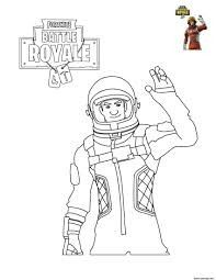 Fortnite Thomas In 2019 Coloring Pages For Boys