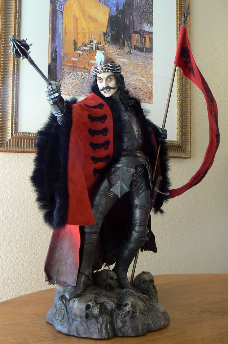 Vlad the Impaler Awesome!!!!