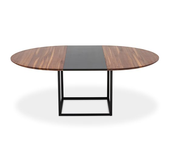Dining tables | Tables | Jewel Table | dk3 | Søren Juul. Check it out on Architonic EXTENDABLE
