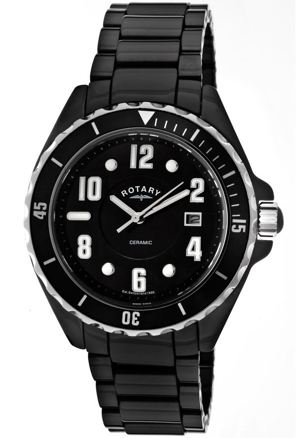 Price:$149.99 #watches Rotary GB00333-19, This dauntless Rotary makes a bold statement with its intricate detail and design, personifying a gallant structure.