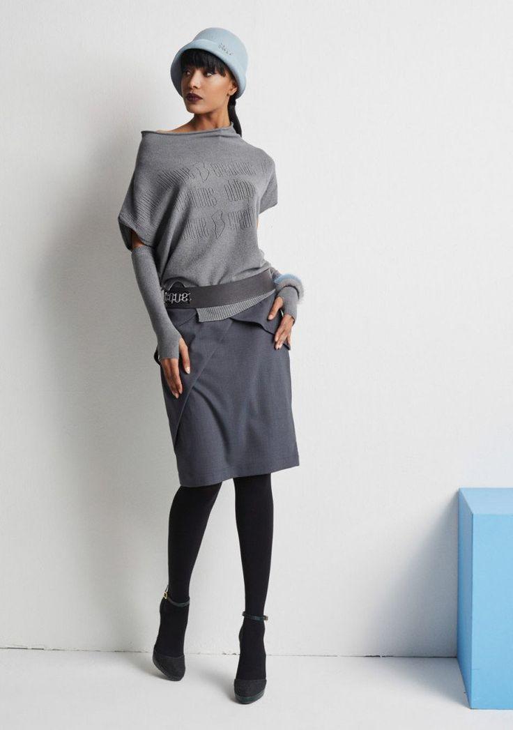 Oblique Creations, Осень-зима 2017/2018, Ready-To-Wear, НЕДЕЛЯ МОДЫ: Москва
