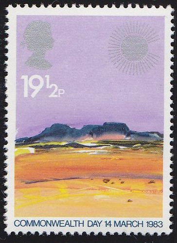 Royal Mail 1983 Commonwealth Day   by UK & Beyond