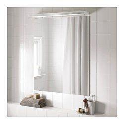 IKEA - GODMORGON, ミラー, 80x96 cm,  , , 壁にぴったり取り付けることも、壁との間に照明などの配線スペースを設けることもできますガラスの裏面に飛散防止フィルムが貼られているため、万が一割れてもケガの心配はありません縦横どちらの向きでも使えます GODMORGON ミラー ¥ 2,999   価格には消費税(8%)が含まれます。 商品番号: 901.821.66 サイズ