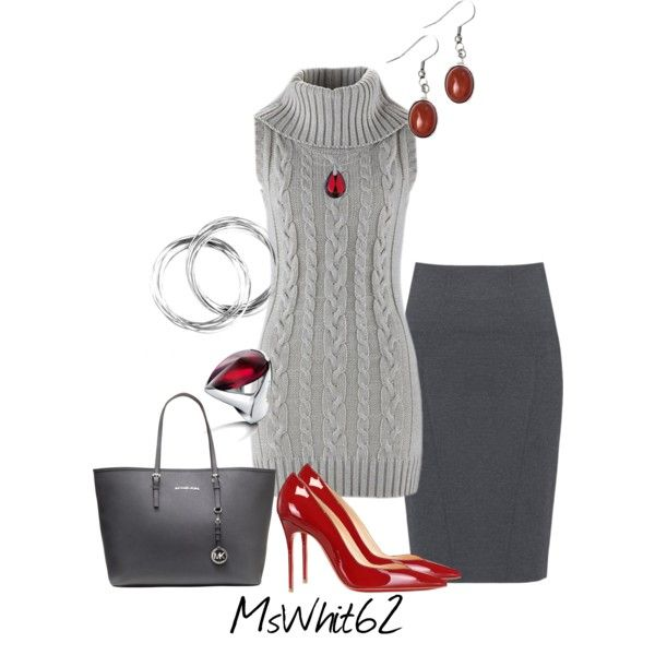 """Cozy Up To Cable Knit"" by mswhit62 on Polyvore"