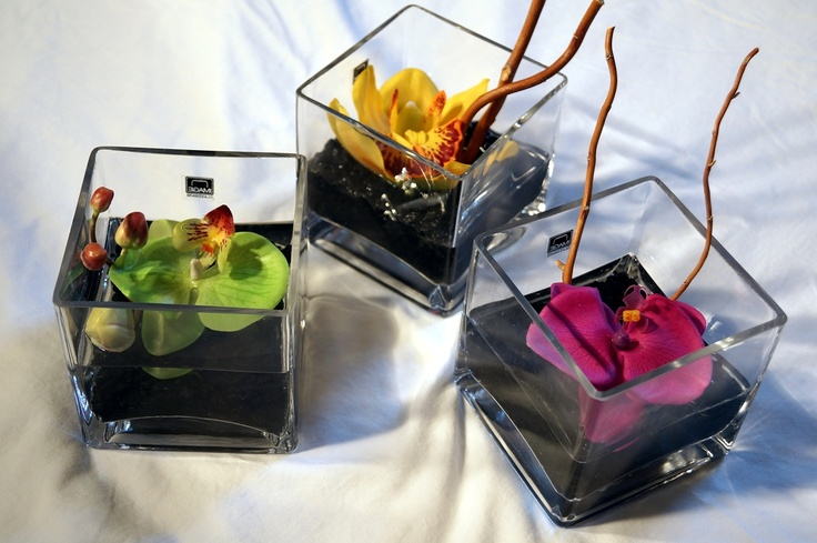 Assorted Small Vases