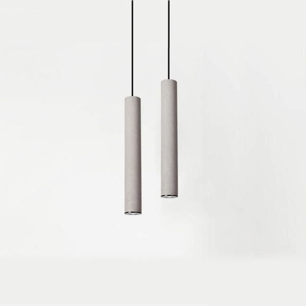 Modern Nordic Long Hanging LED Lights – Warmly