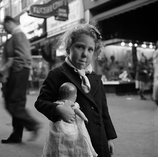 Supruntu harold feinstein girl with a doll nyc 1947 find this pin and more on documentary photography black white