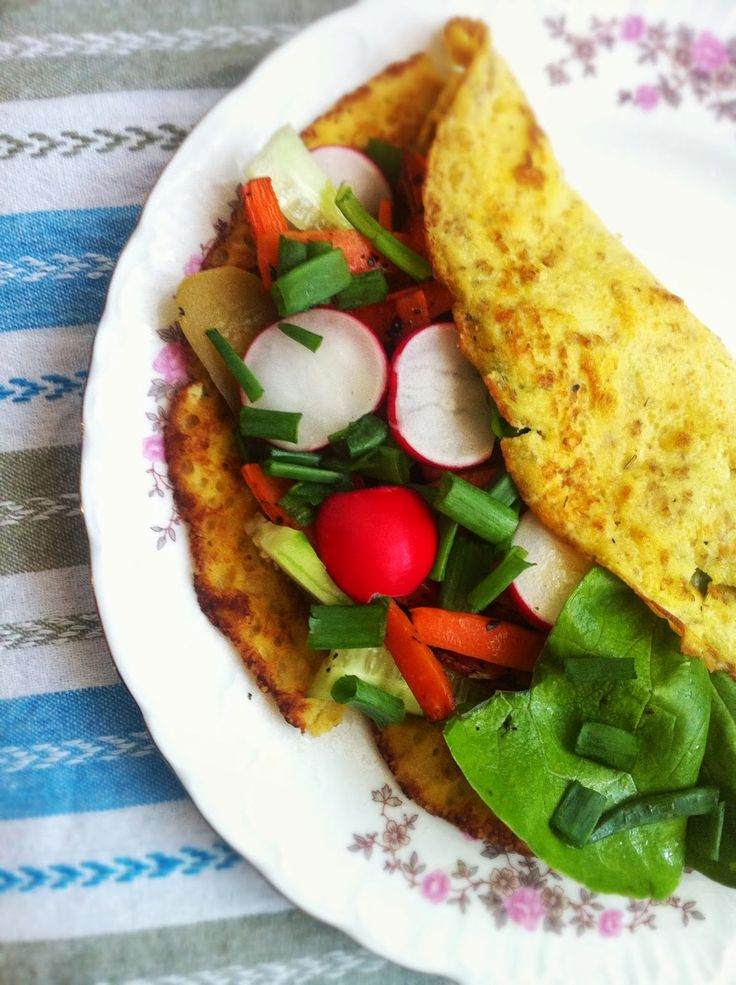 zdrowa vege kuchnia : Spis przepisów