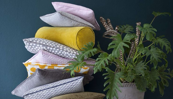 Cushion covers from Bungalow available @estheticliving