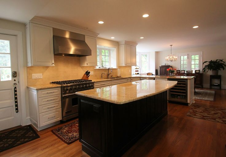 Custom Kitchen by CWI Builders