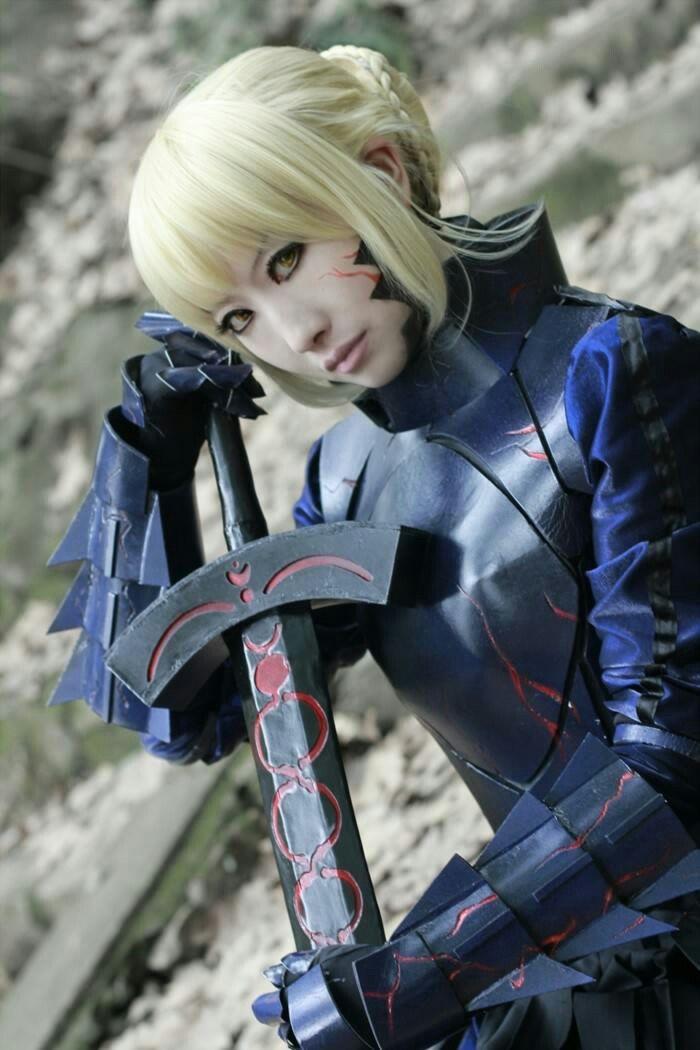 cosplay zero Saber fate