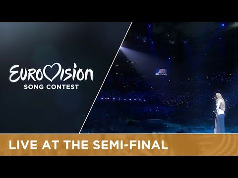 Agnete - Icebreaker (Norway) Live at Semi-Final 2 of the 2016 Eurovision Song Contest - YouTube