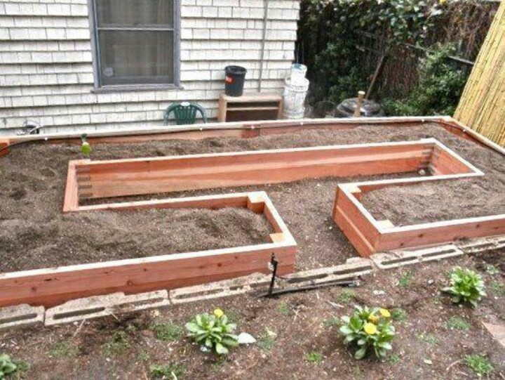 Raised Bed Garden Designs raised bed garden design build raised beds archives bonnie plants picture Find This Pin And More On Raised Beds Unique Raised Bed Design For Garden