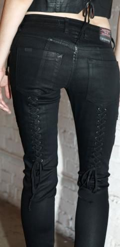 corset pants...  I can make these myself for $20 instead of buying from a store for $90