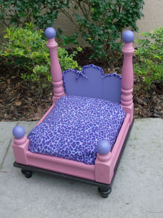 Hey, I found this really awesome Etsy listing at https://www.etsy.com/listing/95696335/hand-painted-handmade-wood-dogpet-bed