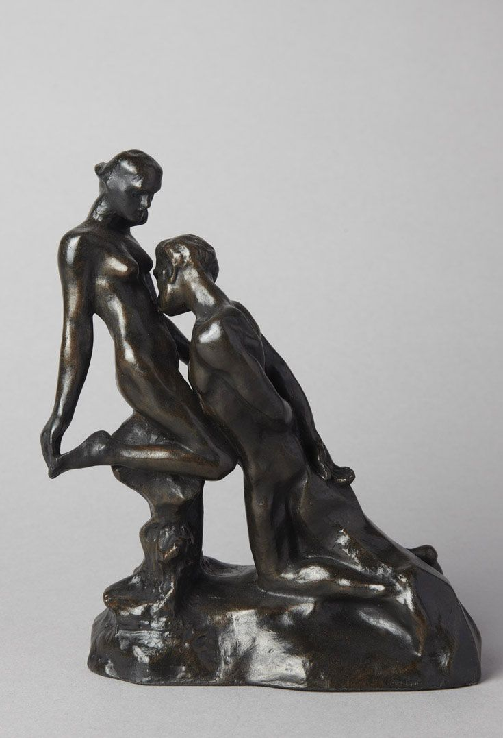 The Eternal #Idol, 339 € / © Musée #Rodin, photographer : Florian Claudel / http://boutique.musee-rodin.fr/en/sculpture-reproductions/74-the-eternel-idol-3533231000046.html