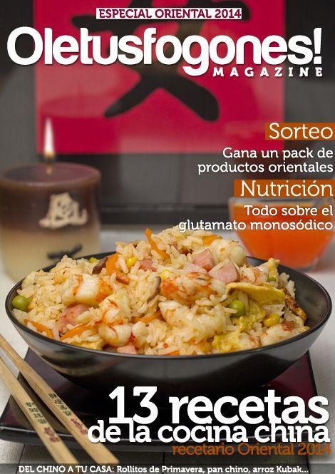 Recetario Oriental | 13 recetas de la cocina china!! Pasaros a verlo: http://www.cocina.es/blogs/oletusfogones/2014/03/03/recetario-oriental-13-recetas-de-la-cocina-china/