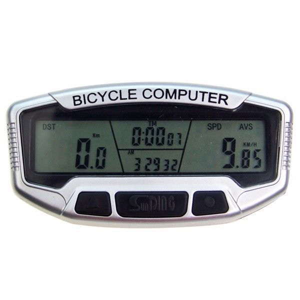 Bicycle computer