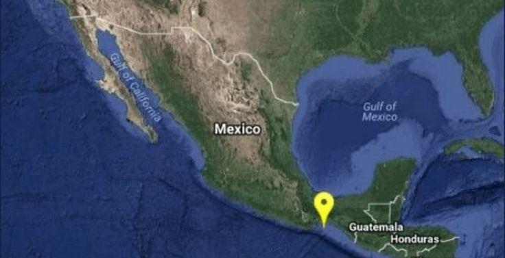 Se registra sismo de 5.1 en Oaxaca y Chiapas - Diario de Morelos