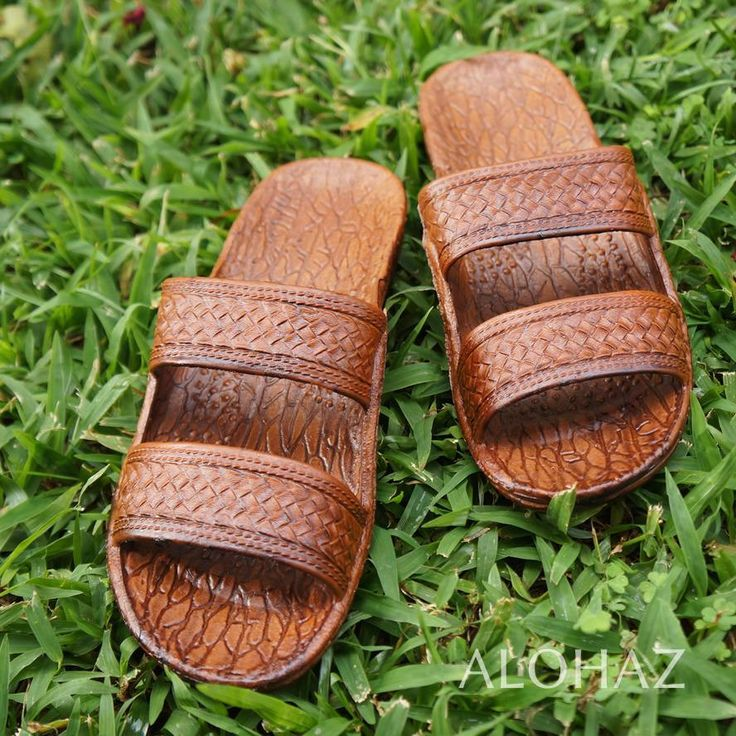 classic brown pali hawaii sandals - The Hawaiian Jesus Sandals; if you truly love me, you will get these for me!