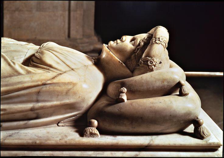 Ilaria Del Carretto: i resti ritrovati nella chiesa di Santa Lucia a Lucca