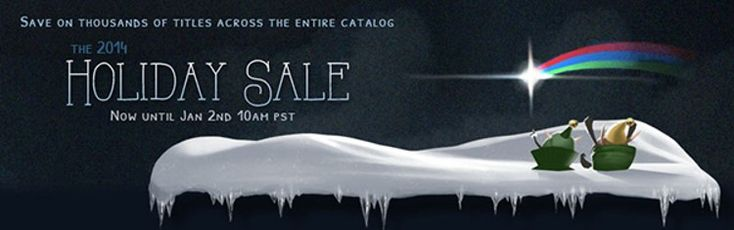 Steam Holiday Sale Kicks Off Today with Discounts on Dark Souls II, Beyond Earth, More