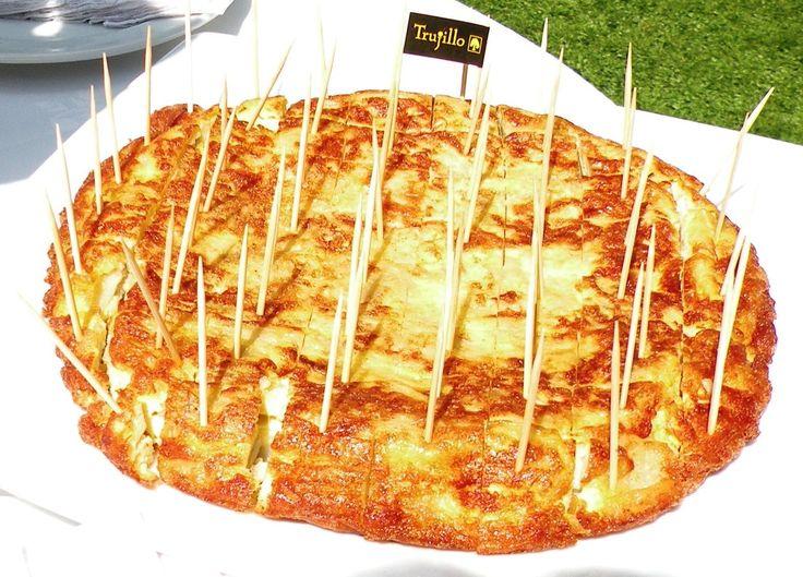 Tortilla de Patatas Trujillo.