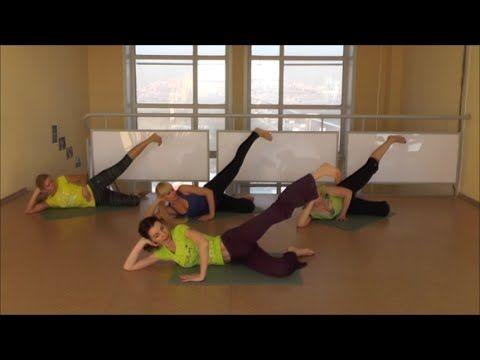 как похудеть Бодифлекс  комплекс на мышцы бедра