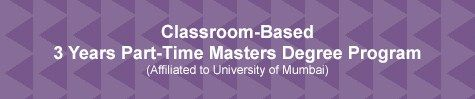 3 Years part-time Masters Degree Program #masters #degree #courses #in #usa http://florida.remmont.com/3-years-part-time-masters-degree-program-masters-degree-courses-in-usa/  # Welingkar's Part-Time MBA offers you a unique opportunity to enhance your knowledge base, maximize your leadership potential, and expand your corporate network, all while maintaining a balance between your personal and professional lives. The program allows you to continue your full-time professional activities while…