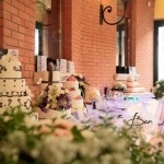 Le Wedding Cakes del Bar Lazio