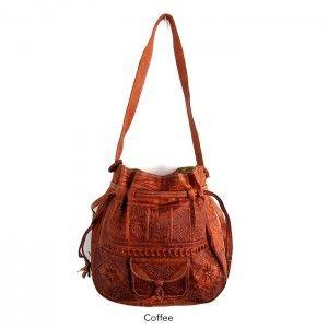Dilly Leather Handbag