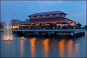 Saracen Landing - Pine Bluff AR - Arkansas Tourism Destinations - Pine Bluff