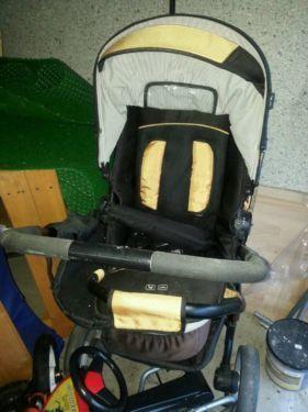 Kinderwagen von abc in Hessen - Groß-Gerau | Kinderwagen gebraucht kaufen | eBay Kleinanzeigen