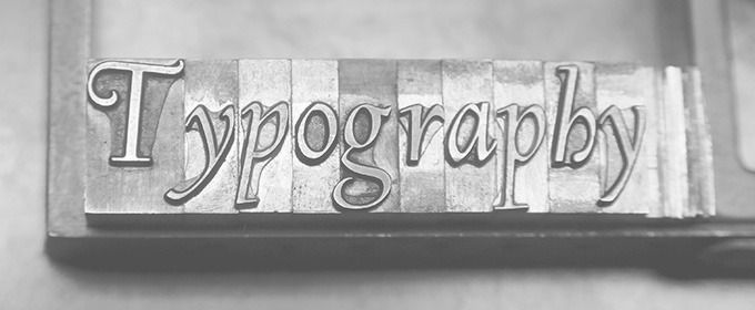 On the Creative Market Blog - 10 Typography Terms Every Designer Should Know