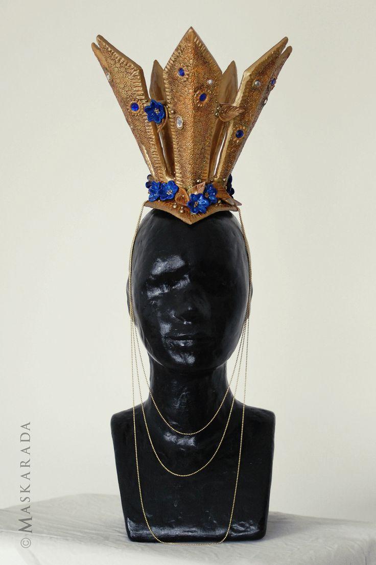 Crown of Freedom by Maskarada - Masks & More