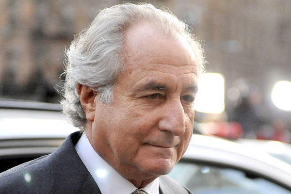 Bernie Madoff is now a prison big shot