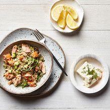 Tupperware - Smoked Salmon & Quinoa Salad