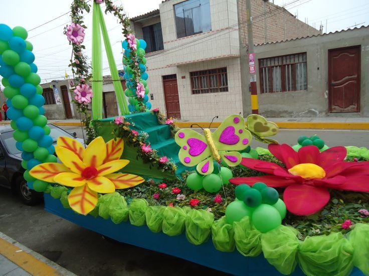 Carros alegoricos pesquisa google carro alegorico for Princess float ideas