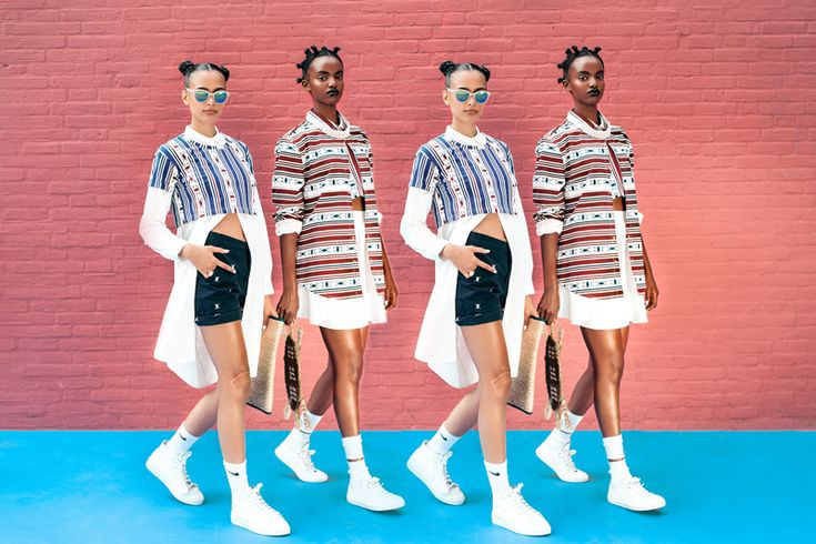 Daily Paper – dámské topy, košile s africkými motivy /// Daily Paper – womens tops, long shirts, African symbols  #dailypaper #fashion #top #shirt #african #africa  http://www.urbag.cz/daily-paper-paradicky-pro-damy-na-babi-leto/