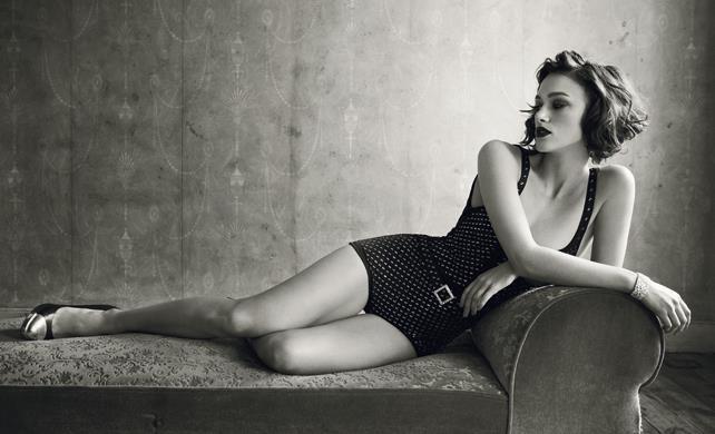 Keira Knightley | Norman Jean Roy | GQ