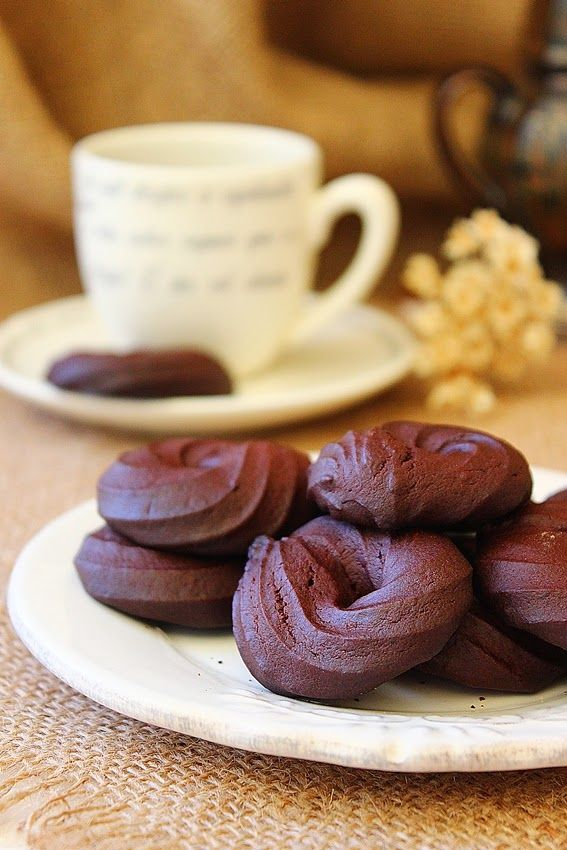 Cozinhadaduxa: Roscas de Cacau