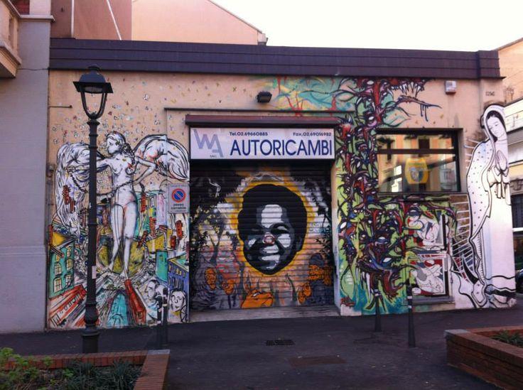 #waamtours #streetart