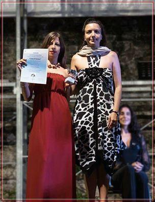 Premiazione come opera inedita finalista: 'Stavolta scelgo me' (Sequel di 'Ti amo anima mia'). Sarzana luglio 2016
