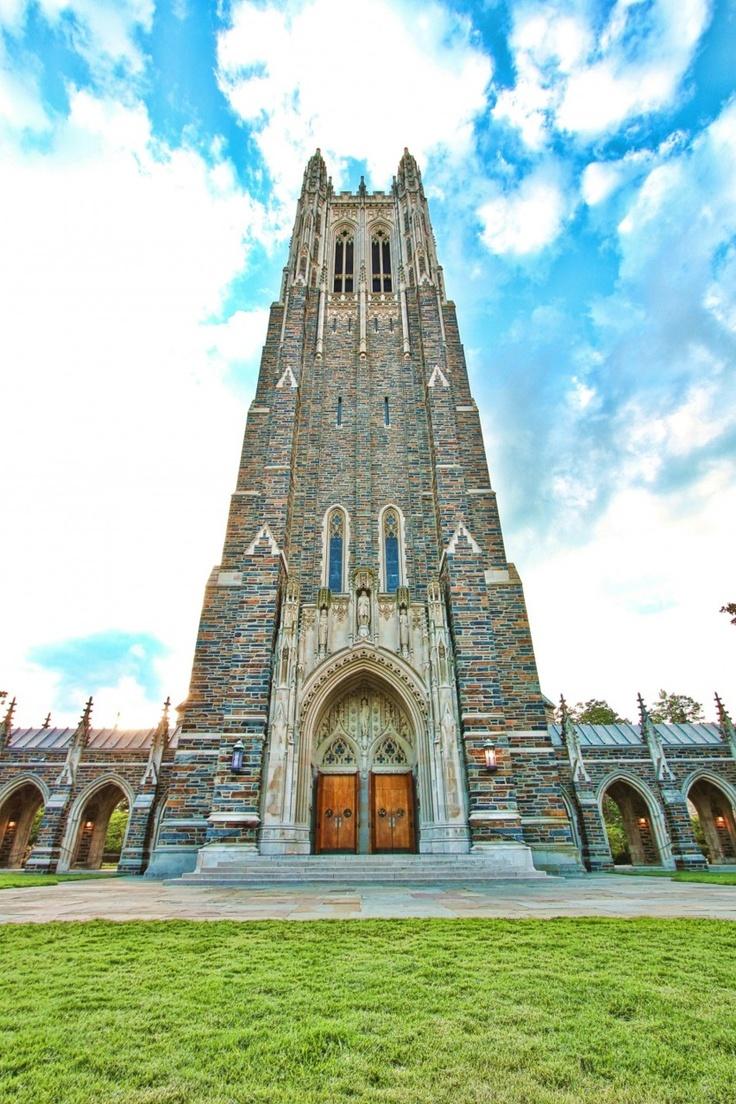 Favorite places on campus: Duke Chapel