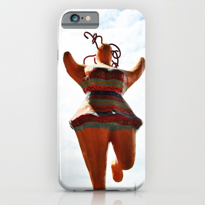 Lovely big Zorbas Woman! iPhone & iPod Case