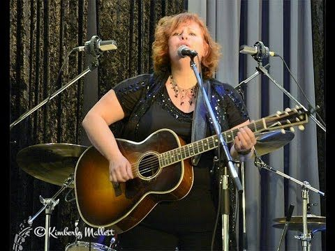 Suzie Vinnick 4 Songs From Blues Summit 7 2015 Toronto
