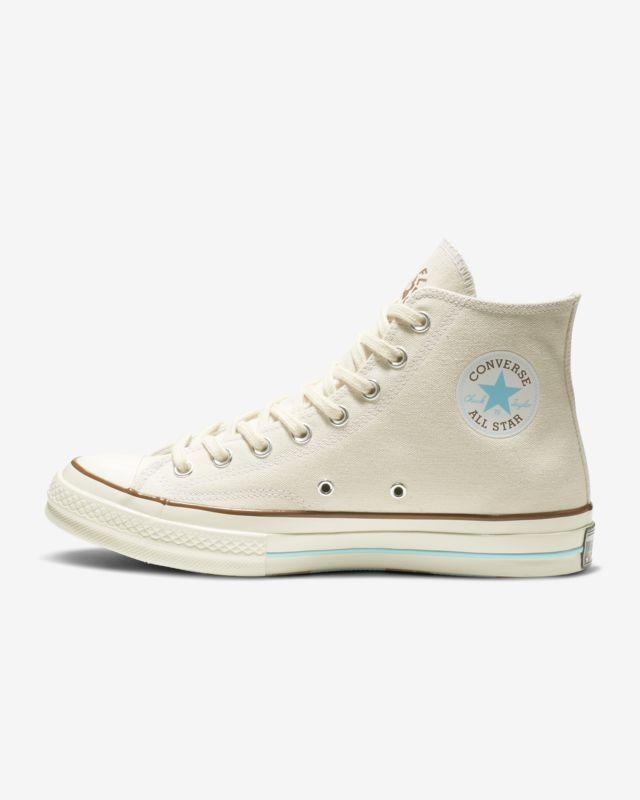Converse X Golf Le Fleur Chuck 70 High Top Unisex Shoe Converse Golf Fashion Beautiful Sneakers